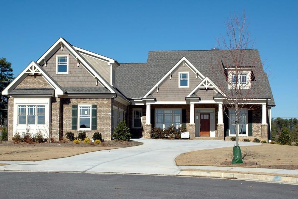 custom home in hancock michigan